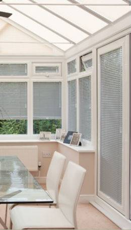custom conservatory blinds