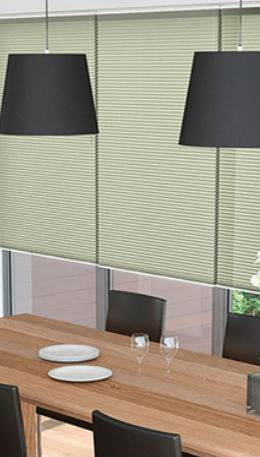 custom pleated blinds