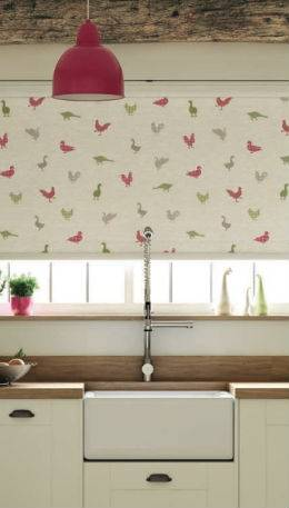 custom roller blinds