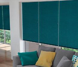 pleated blinds aberdeen